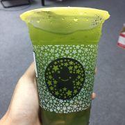 Trà xanh kiwi chanh leo