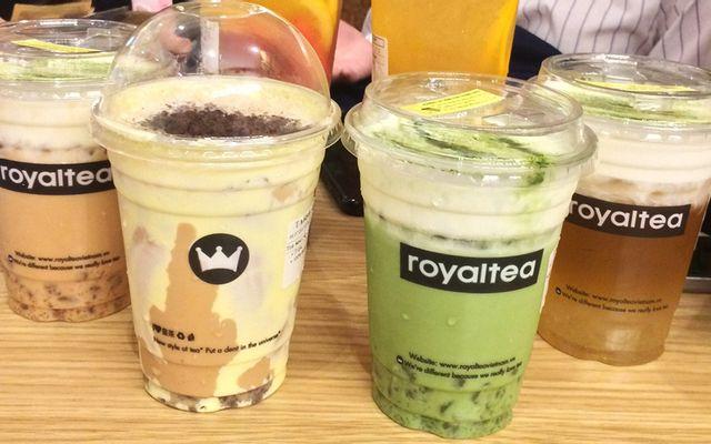 Royaltea - Trà Sữa Hồng Kông - Hồ Tùng Mậu