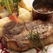 Steak heo tây ban nha