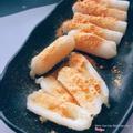 Bánh gạo mixed chấm bột phô mai