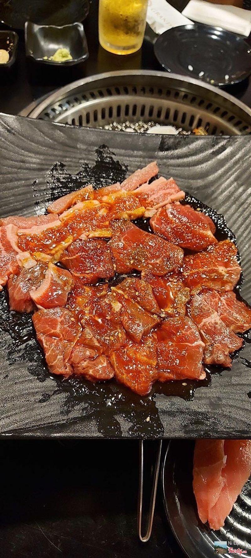 Dĩa thịt tổng hợp