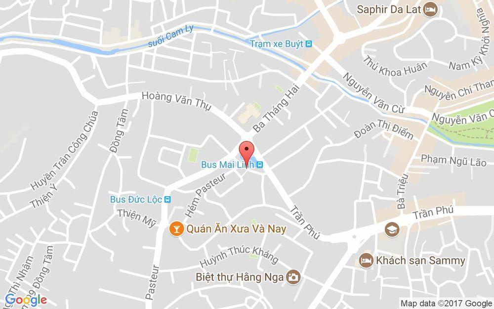 Vị trí bản đồ Fog City - Vape & Coffee ở Lâm Đồng