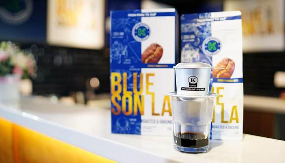 K Coffee - Võ Văn Kiệt
