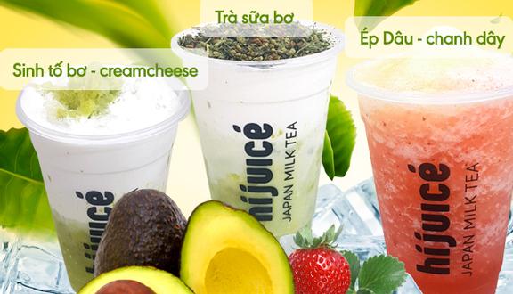 Hi Juice - Trà Sữa Nhật Bản Vị Trái Cây Tươi