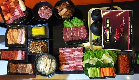 Kangnam Mr.Du - BBQ Korea