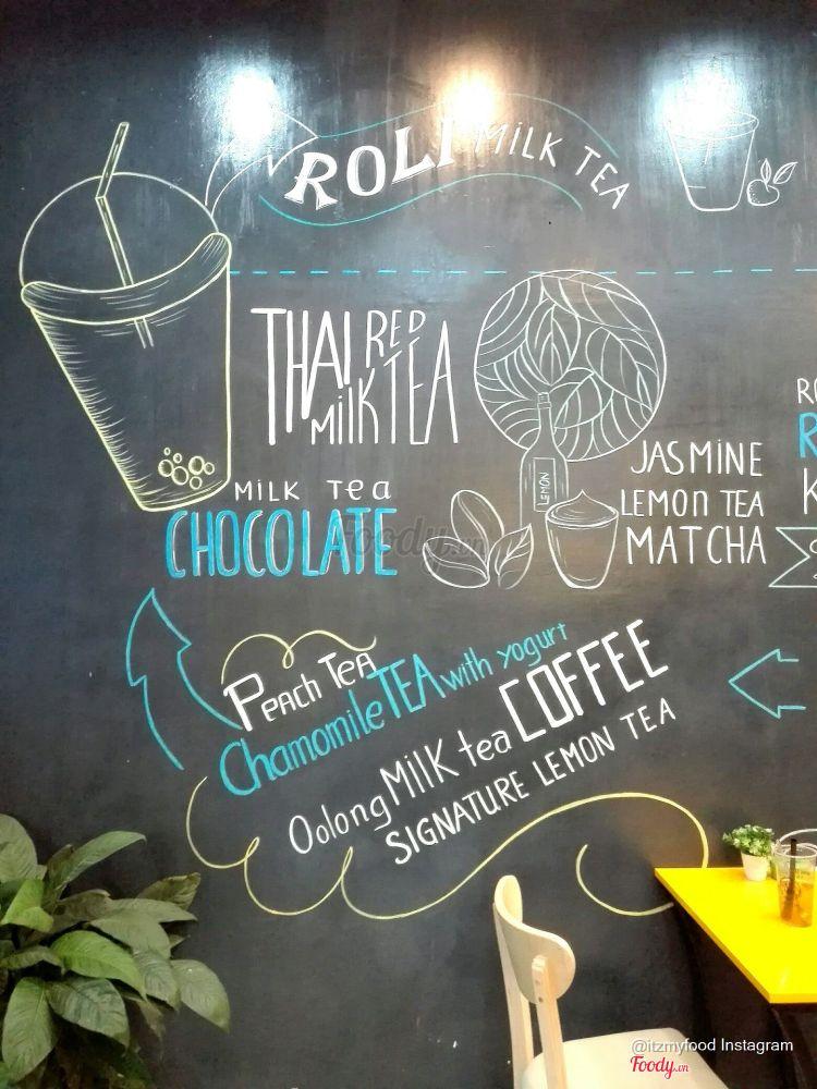 Roli Milk Tea ở Khánh Hoà