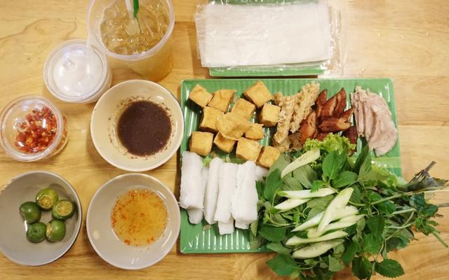 Bún Đậu Hà Nội Phố - Phan Đình Phùng