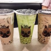 Trà sữa ôlong, trà sữa kiwi, trà sữa hạnh nhân