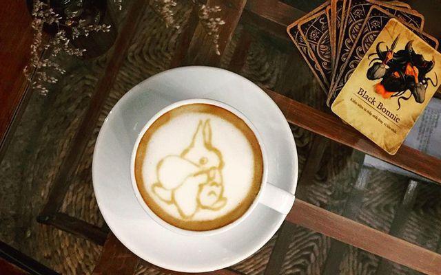 Nha Saigon Café