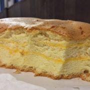 bánh có 2 lớp cheese