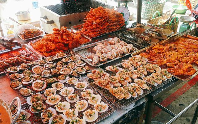 Hàng Dương - Chợ Hải Sản Cần Giờ