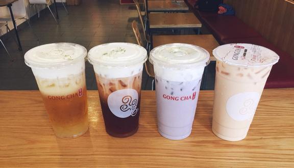 Trà Sữa Gong Cha - 貢茶 - Vincom Xuân Khánh
