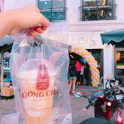 Trà xanh Gong Cha 😻