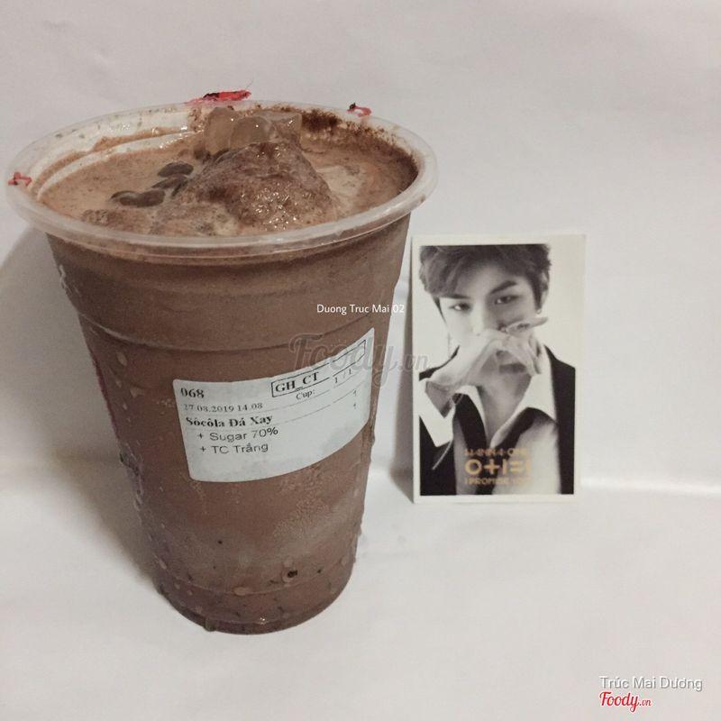 Sôcôla đá xay Trân châu Trắng - 70% đường  with  Kang Daniel - Wanna One