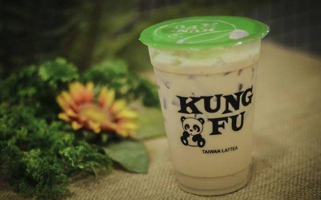 Kungfu Panda - Taiwan Milk Tea