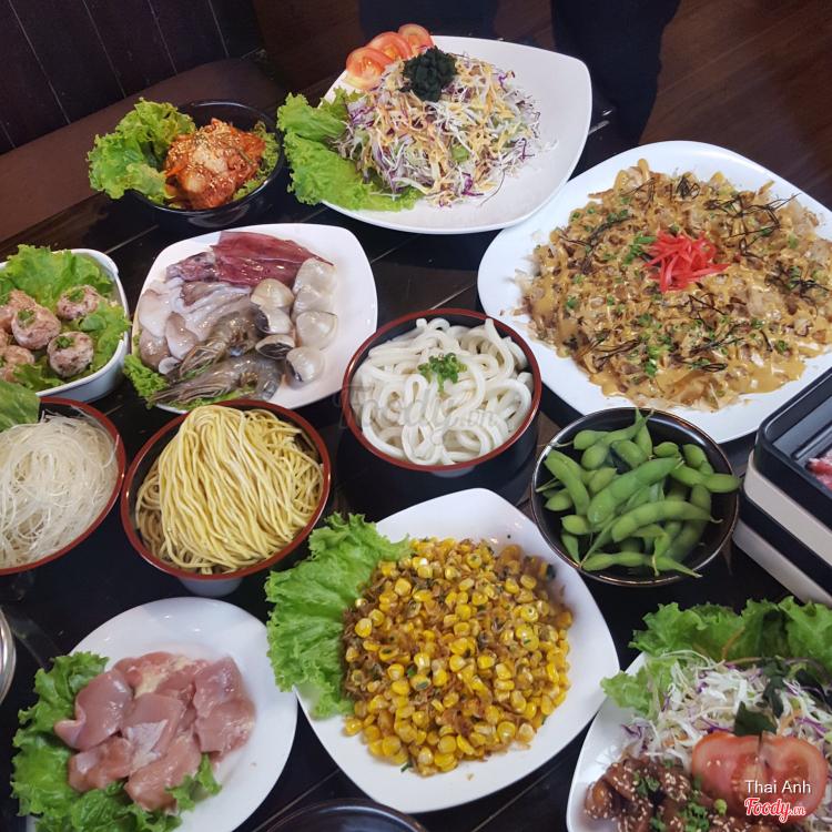 Chanco - Lẩu Sumo Nhật Bản ở Hà Nội