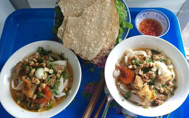 Cô Loan - Mì Quảng