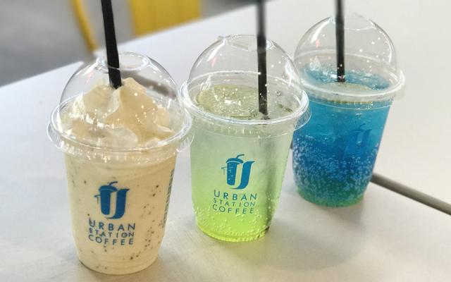 Urban Station Coffee Takeaway - Trà Khúc