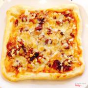 Pizza Bạch Tuộc BBQ