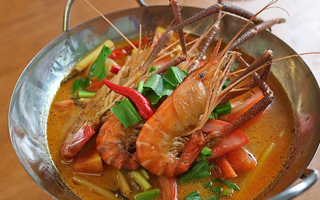 Thái Ngon Ngon - Ẩm Thực Thái - Asiana Food Town