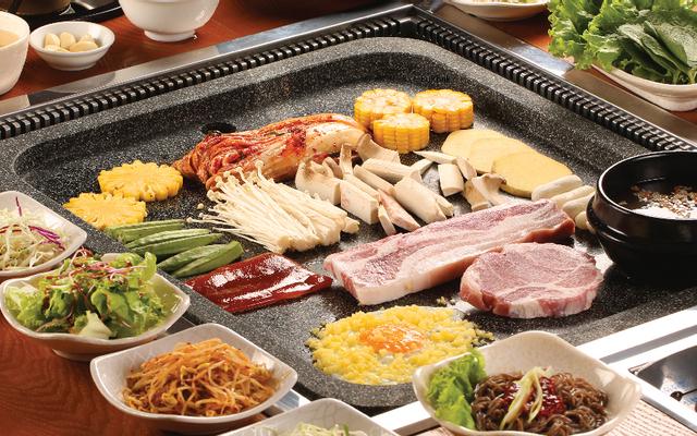 Dolpan Sam - Nướng Bàn Đá Hàn Quốc - AEON Mall Bình Dương