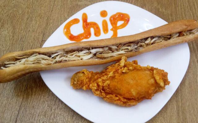 Bánh Mì Que Chip - Phan Văn Trị