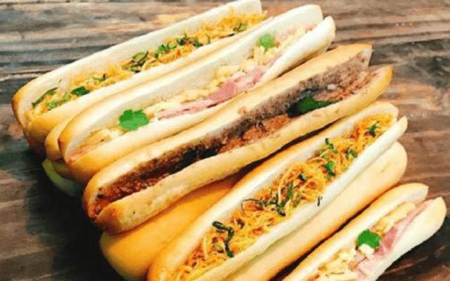 Bánh Mì Que - Phan Văn Trị