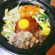 Cơm trộn Hàn