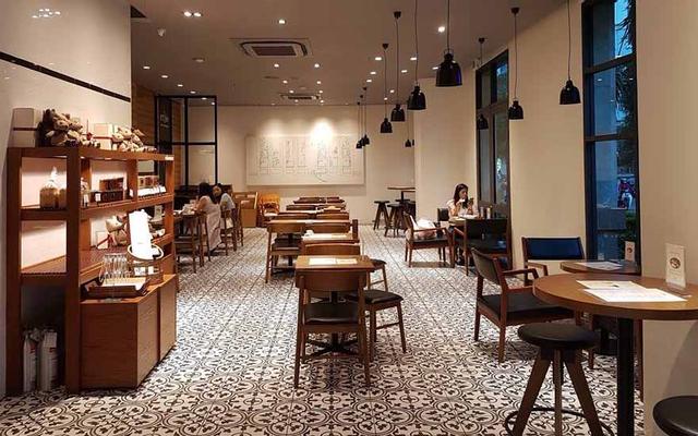 Artisée Cafe Deli - Keangnam Landmark