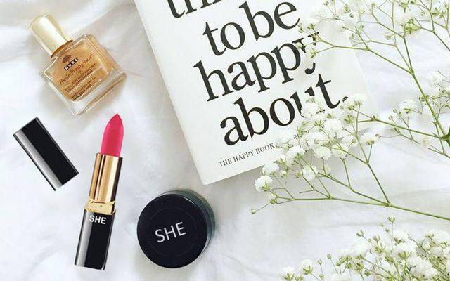 SHE Lipstick - Son Tươi Không Chì - Shop Online