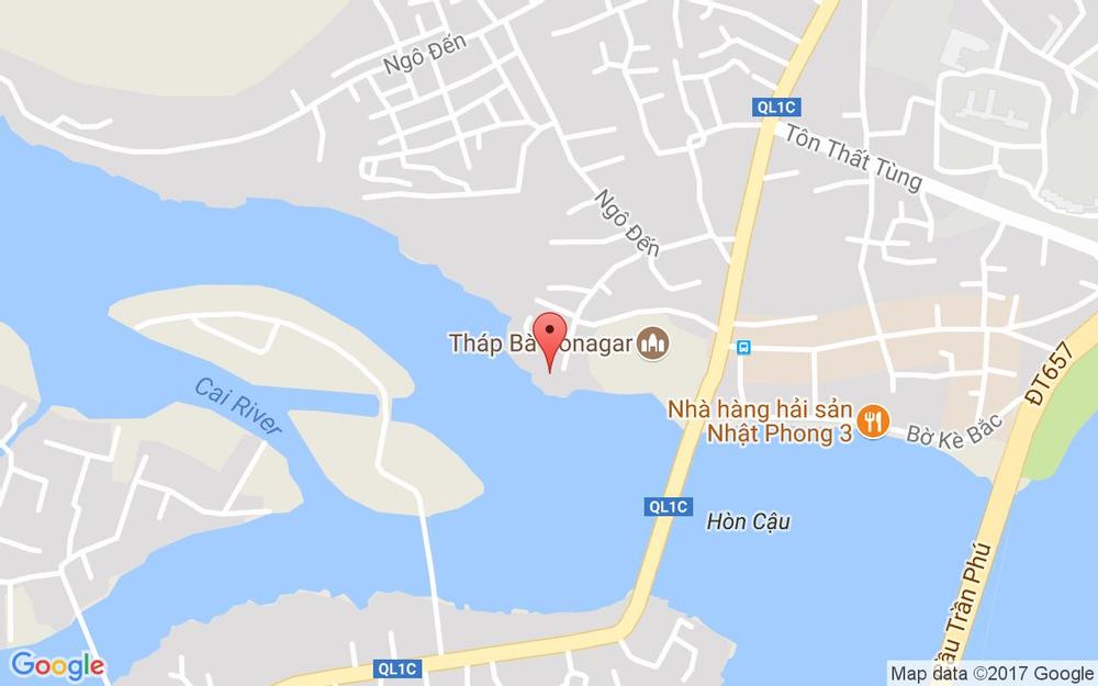 Vị trí bản đồ 35/48 Ngô Đến, Tổ 8, Xóm Tháp Bà, P. Vĩnh Phước Tp. Nha Trang Khánh Hoà