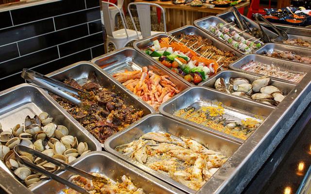 Long Thành - Buffet BBQ 99k