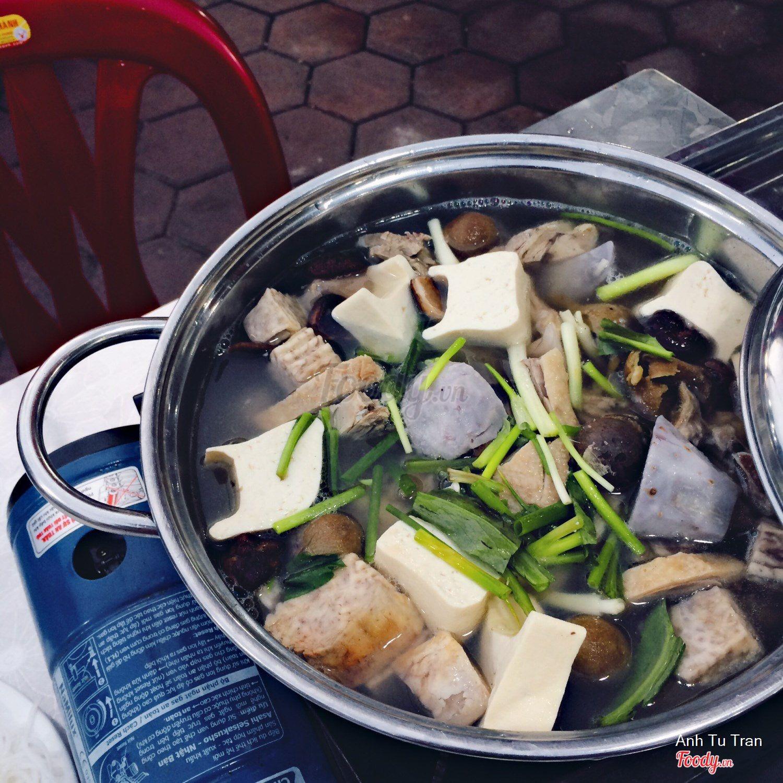 Lẩu Vịt - Châu Nguyễn