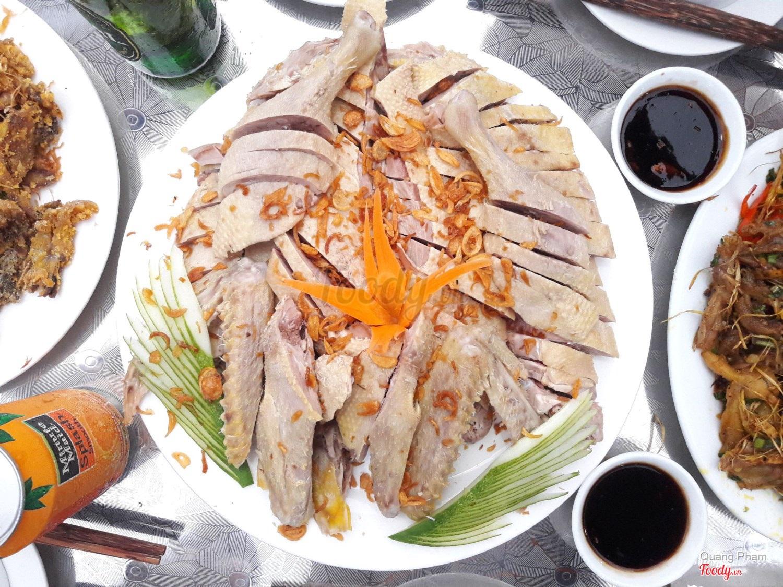 Vịt luộc ngon - Quán vịt Châu Nguyễn