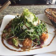 Salad cam vịt