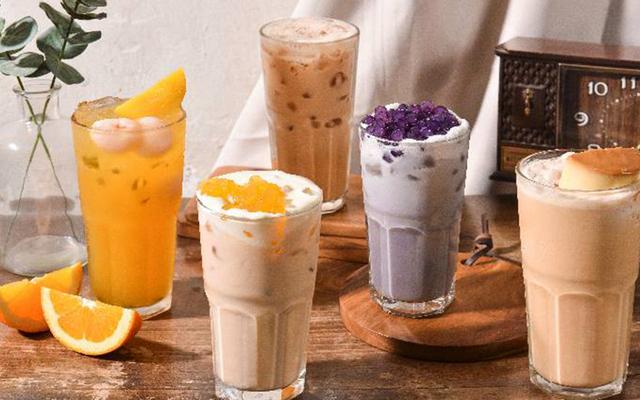 Đen Đá Cafe - Trà Sữa & Trà Đào - Phan Xích Long