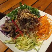 Gỏi bò Thái Lan