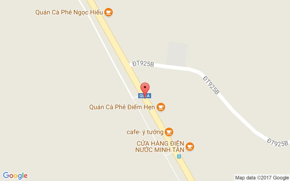 Vị trí bản đồ 125 Quốc Lộ 1, Xã Tân Long Phụng Hiệp Hậu Giang