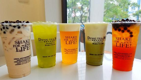 Ding Tea - Trà Sữa Đài Loan - Trần Thái Tông - Shop Online