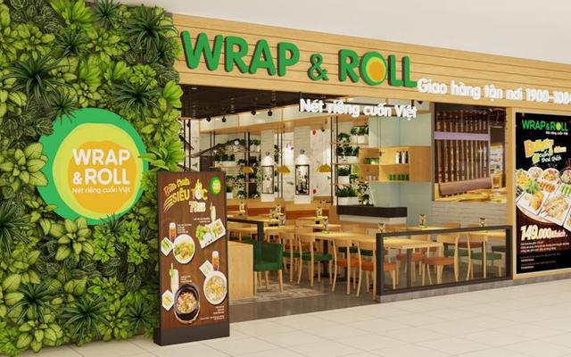 Wrap&Roll - Vincom Lê Văn Việt