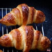 Croissants. Bánh sừng trâu pháp
