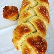 Brioche ... Bánh mì hoa cúc