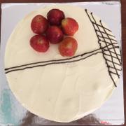 Yogurt cheese cake