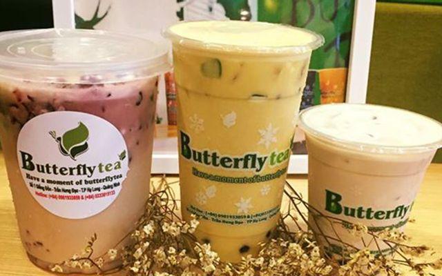 Butterfly Tea - Trà sữa - Vân Đồn