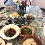 Mình gọi set món ăn 3 miền no hnay bếp ko có đủ món như trong set nên chồng mình gọi thêm sườn ram, 2 ng ăn thừa tè lè