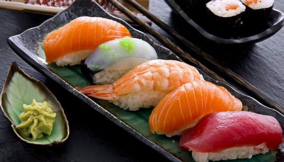 Sushi Tei - Cao Thắng