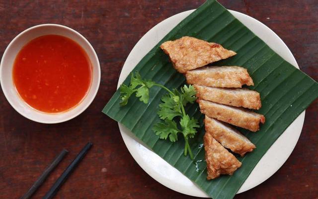 Ngõ 89 - Trà Chanh & Nem Chua Rán - Trần Não