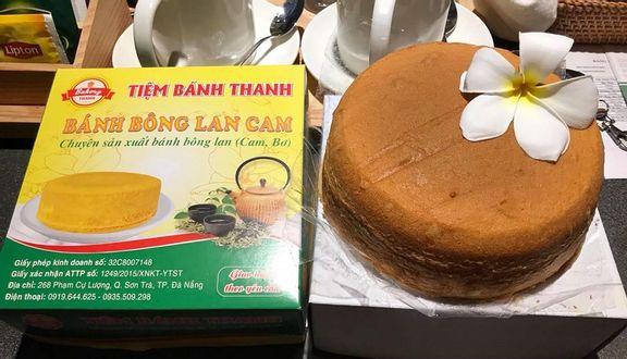 Tiệm Bánh Thanh - Bánh Bông Lan Cam Bơ