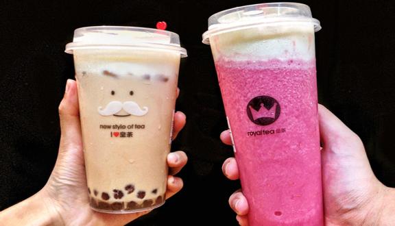 Royaltea - Trà Sữa Hồng Kông - Trần Phú