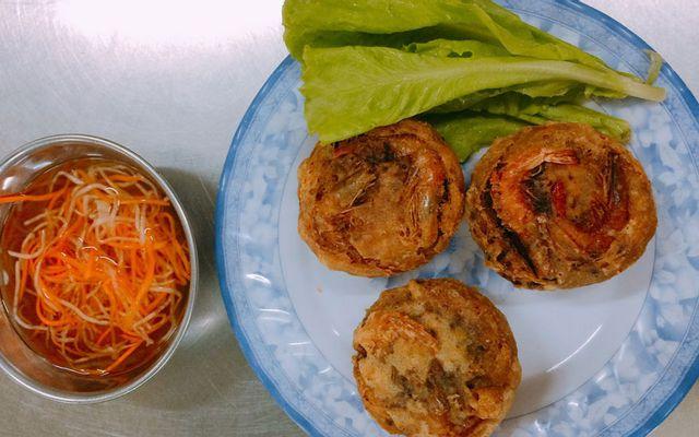 Bánh Cống & Bánh Xèo - Hậu Giang
